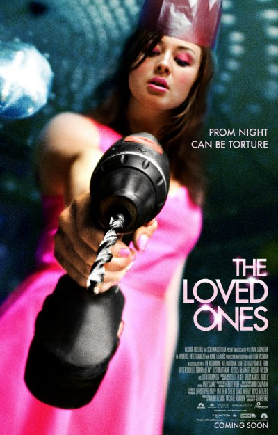 The Loved Ones 2009 BluRay 1080p DTS x264-CHD