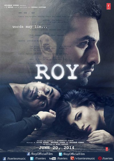 Roy 2015 Hindi 720p BluRay DD5.1 x264-BluPanther