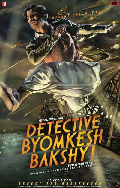 Detective Byomkesh Bakshy! 2015 Hindi 720p BluRay DD5.1 x264-HiFi