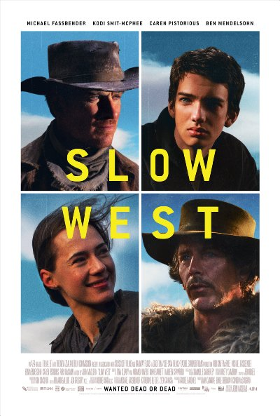 Slow West 2015 1080p BluRay DTS x264-GECKOS