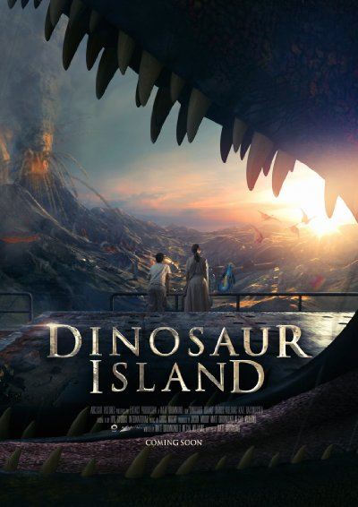 Dinosaur Island 2014 720p Bluray DTS x264-RUSTED
