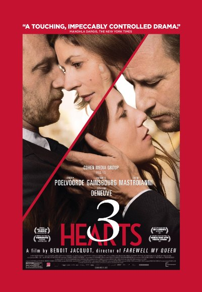 3 Hearts AKA 3 coeurs 2014 French 1080p BluRay DTS x264-USURY