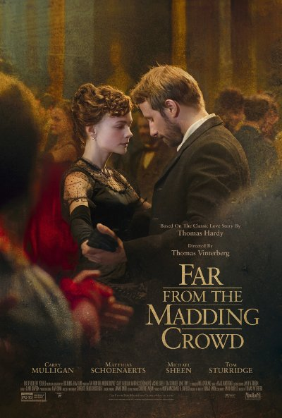 Far From The Madding Crowd 2015 BluRay 1080p DTS-HD MA 5.1 x264-SiCaRio