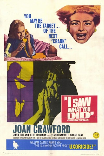 I Saw What You Did 1965 1080p BluRay DTS x264-DiVULGED