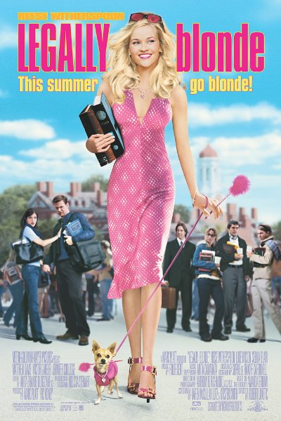 Legally Blonde 2001 1080p BluRay DTS x264-SbR