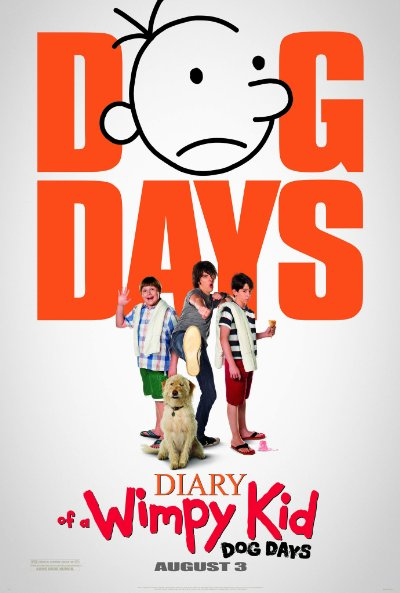Diary of a Wimpy Kid Dog Days 2012 720p BluRay DTS x264-AMIABLE