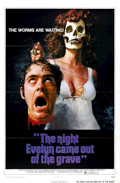 The Night Evelyn Came Out Of The Grave 1971 Italian 1080p BluRay DTS x264-GHOULS