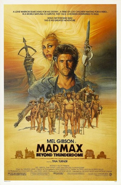 Mad Max Beyond Thunderdome 1985 1080p BluRay DTS-HD MA 5.1 x264-SiMPLE