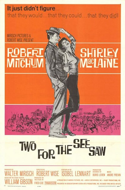 Two for the Seesaw 1962 1080p BluRay FLAC x264-SADPANDA
