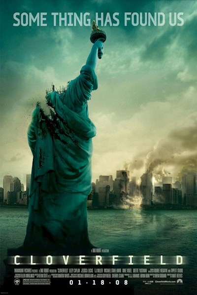 Cloverfield 2008 1080p BluRay DD5.1 x264-CRiSC
