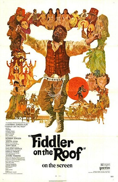 Fiddler On The Roof 1971 BluRay REMUX 1080p AVC DTS-HD MA 7.1 - KRaLiMaRKo