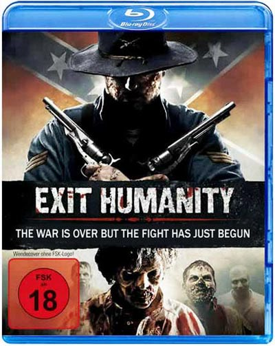 Exit Humanity 2011 720p BluRay x264-LiViDiTY