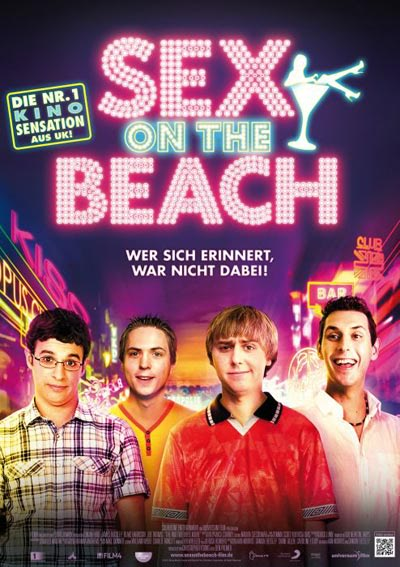 Sex On The Beach 2011 BluRay 720p DTS x264-CHD