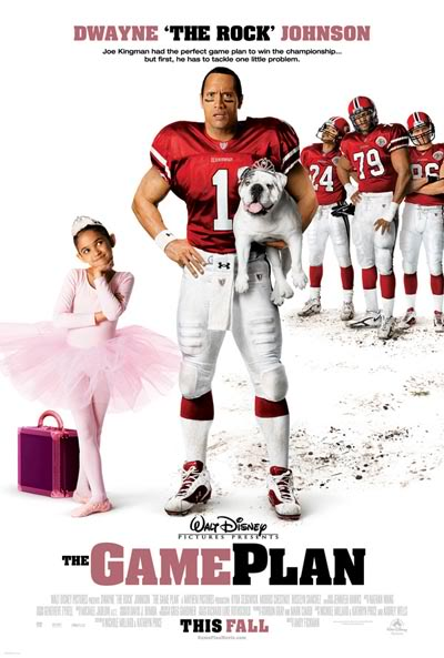 The Game Plan 2007 720p BluRay DTS x264-ESiR [Request]