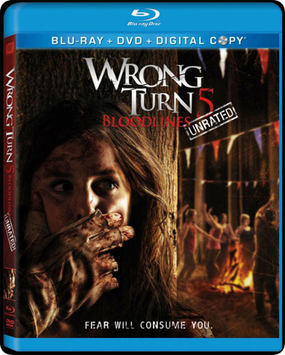 Wrong Turn 5 2012 720p Bluray DTS x264-HDChina