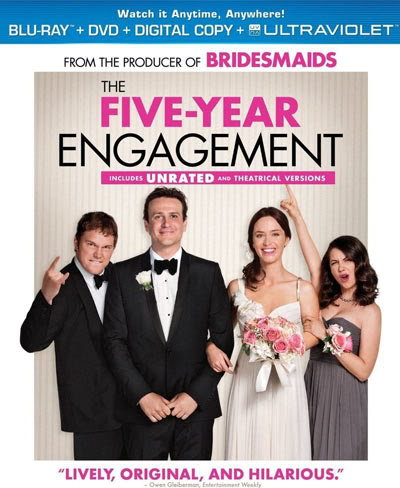 The Five-Year Engagement 2012 720p Bluray DD5.1 x264-HDChina