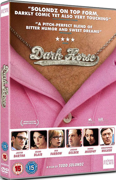 Dark Horse 2011 720p BluRay DTS x264-SPARKS