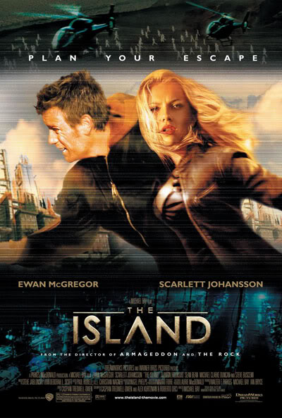 The Island 2005 Remastered BluRay REMUX 1080p AVC DTS-HD MA 5.1 - KRaLiMaRKo