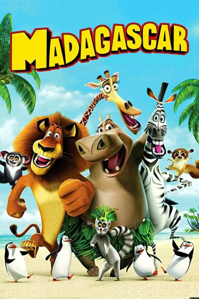 Madagascar 2005 1080p BluRay DTS x264-ESiR