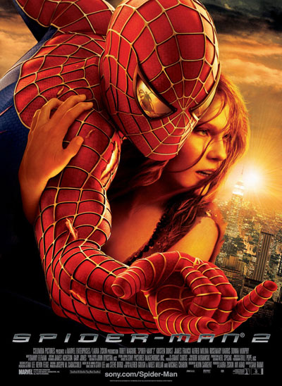 Spiderman 2 2004 BluRay 1080p DTS x264-FraMeSToR