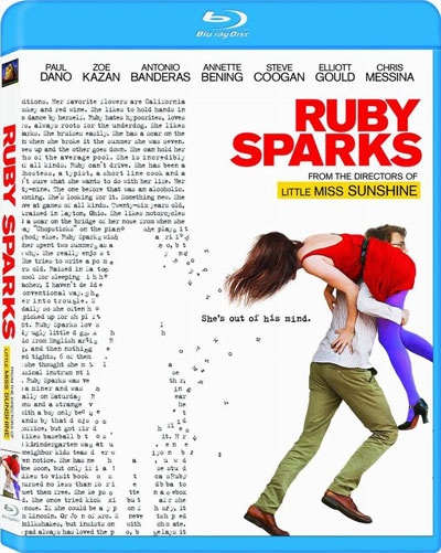 Ruby Sparks 2012 BluRay 1080p DTS x264-CHD