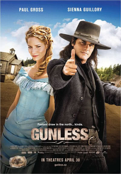 Gunless 2010 1080p BluRay DTS x264-CHD