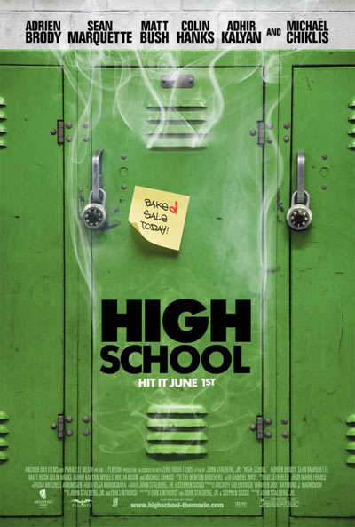 High School 2010 720p BluRay x264-Japhson