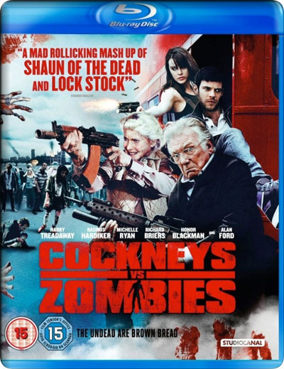 Cockneys vs Zombies 2012 1080p BluRay DTS x264 UNVEiL