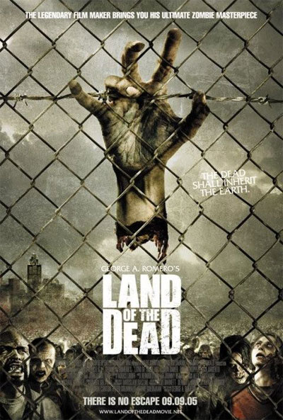 Land of the Dead 2005 Bluray 720P DTS x264-CHD