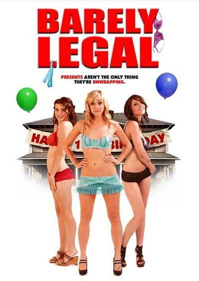 Barely Legal 2011 BluRay 1080p DTS x264-CHD
