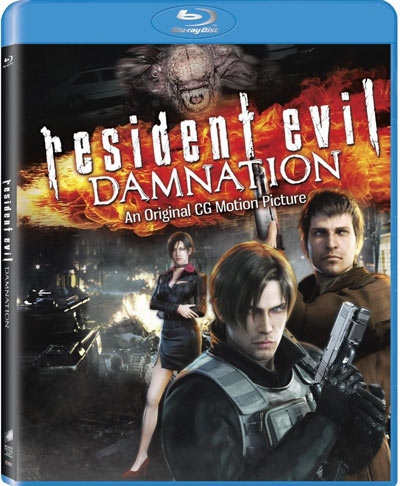 Resident Evil Damnation 2012 720p BluRay x264 DTS-HDChina