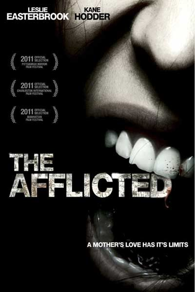 The Afflicted 2010 1080p BluRay x264-AN0NYM0US