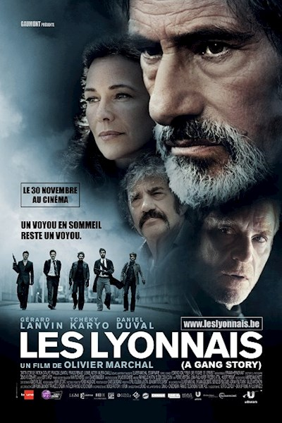 A Gang Story aka Les Lyonnais 2011 French 720p BluRay DD5.1 x264-EbP
