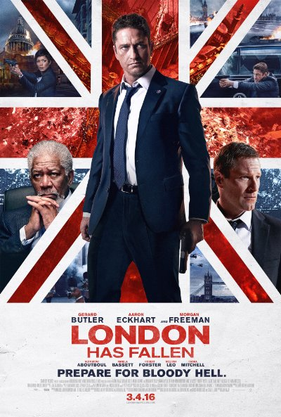 London Has Fallen 2016 720p BluRay DTS x264-DRONES