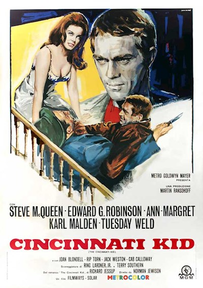 The Cincinnati Kid 1965 1080p BluRay DTS x264-AMIABLE
