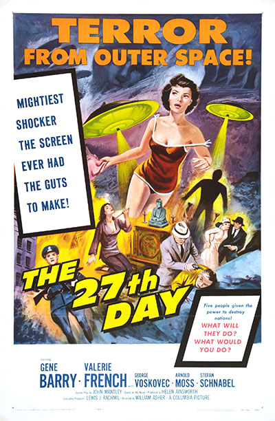 The 27th Day 1957 1080p BluRay DTS x264-GUACAMOLE