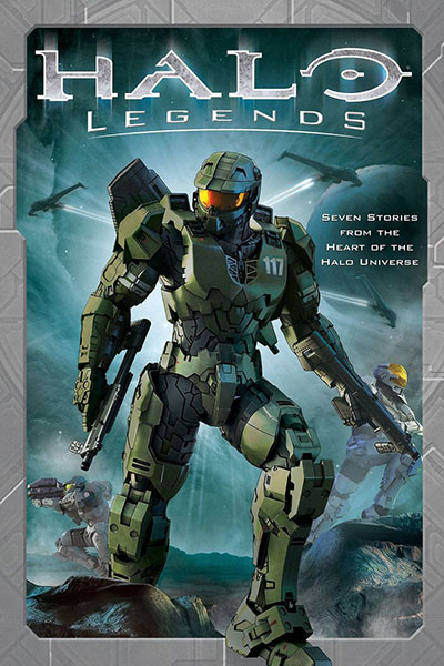 Halo Legends 2010 BluRay REMUX 1080p VC-1 DD5.1 - KRaLiMaRKo