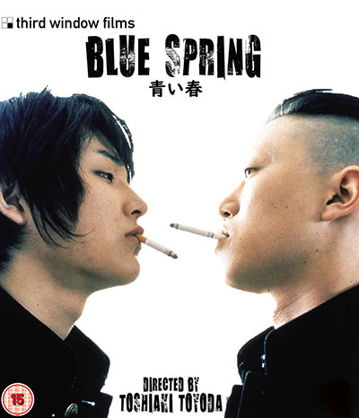 Blue Spring 2001 1080p BluRay DTS x264-GHOULS