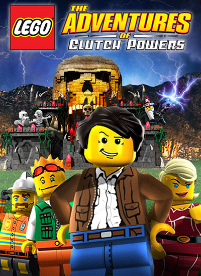 Lego - The Adventures of Clutch Powers 2010 BluRay REMUX 1080p AVC DTS-HD MA 5.1 - KRaLiMaRKo