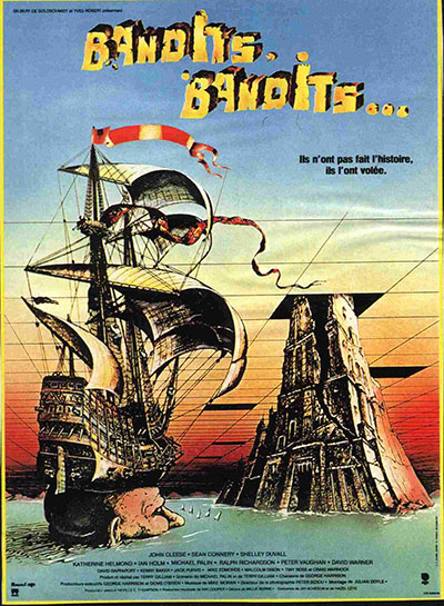 Time Bandits 1981 BluRay REMUX 1080p AVC FLAC2.0-EPSiLON