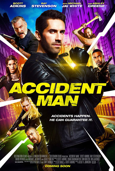 Accident Man 2018 BluRay REMUX 1080p AVC DTS-HD MA 5.1-SiCaRio