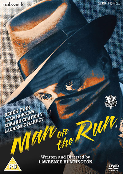 Man on the Run 1949 BluRay REMUX 1080p AVC FLAC2.0-EPSiLON