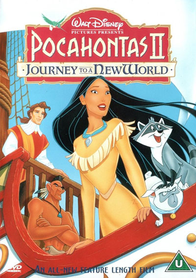 Pocahontas II Journey to a New World 1998 1080p BluRay DTS x264-HDMaNiAcS