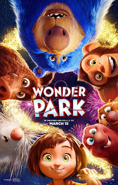 Wonder Park 2019 1080p BluRay DD5.1 x264-SbR