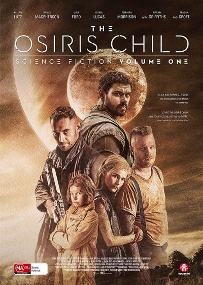 Science Fiction Volume One The Osiris Child 2016 BluRay REMUX 1080p AVC DTS-HD MA 5.1-FGT