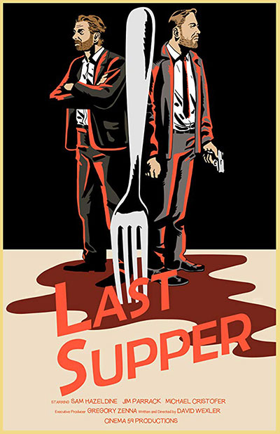 Last Supper 2018 AMZN 1080p WEB-DL DD2.0 H264-NTG