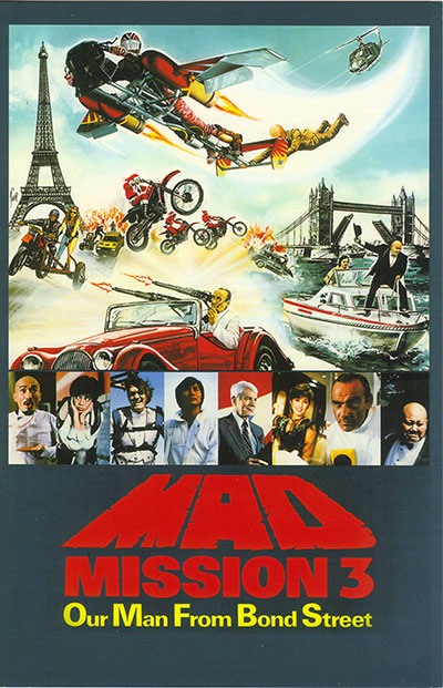 Mad Mission 3 Our Man from Bond Street 1984 720p BluRay DD5.1 x264-GUACAMOLE