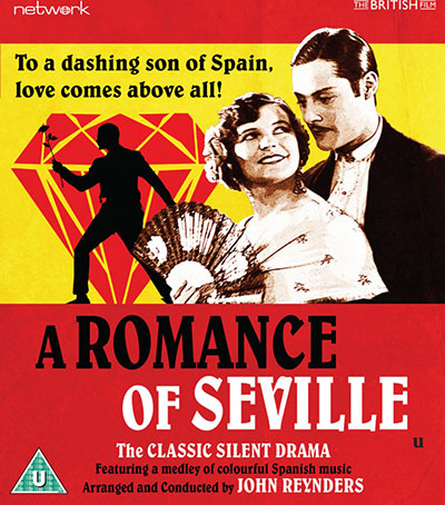 The Romance of Seville 1929 1080p BluRay FLAC x264-GHOULS