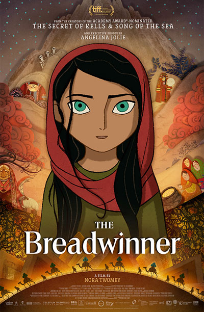 The Breadwinner 2017 1080p WEB-DL DD5.1 H264-EVO