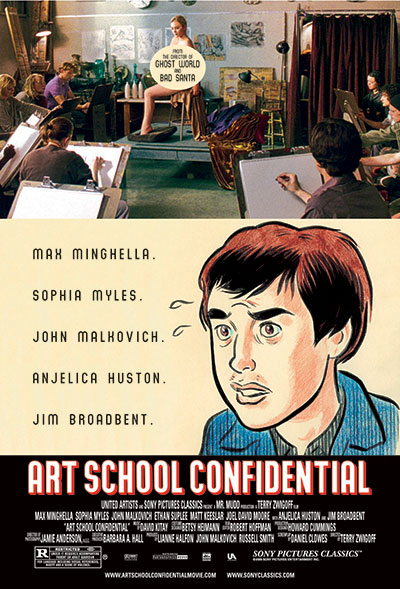 Art School Confidential 2006 1080p BluRay DTS x264-AMIABLE